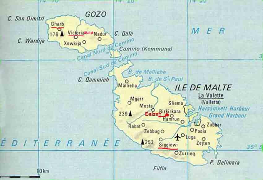 archipel de malte - Photo